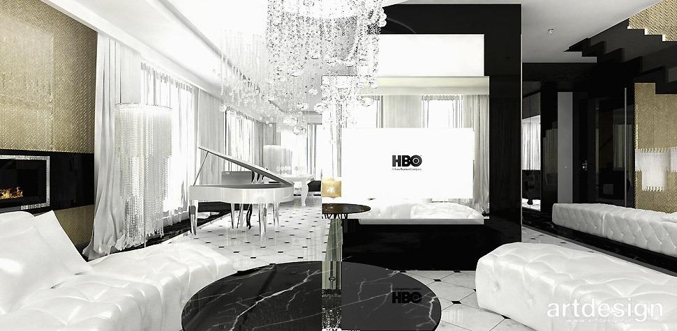 ekskluzywne apartamenty wnętrza