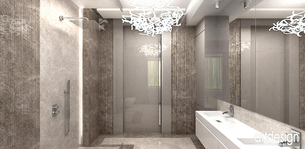projektant wnętrza nowoczesnego domu