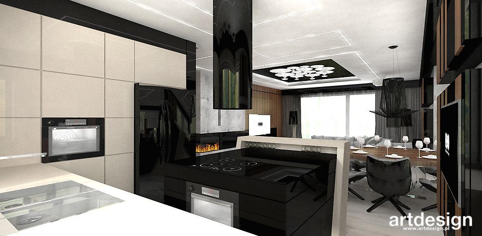 projektowanie kuchni trendy
