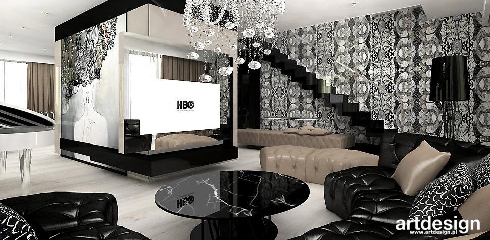 schody czarne dywanowe