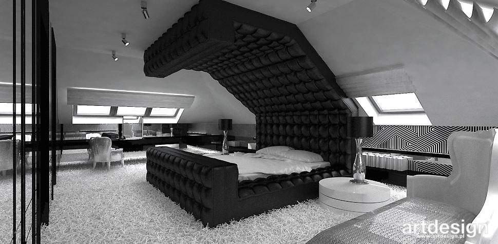 łóżko pikowany wysoki zagłówek