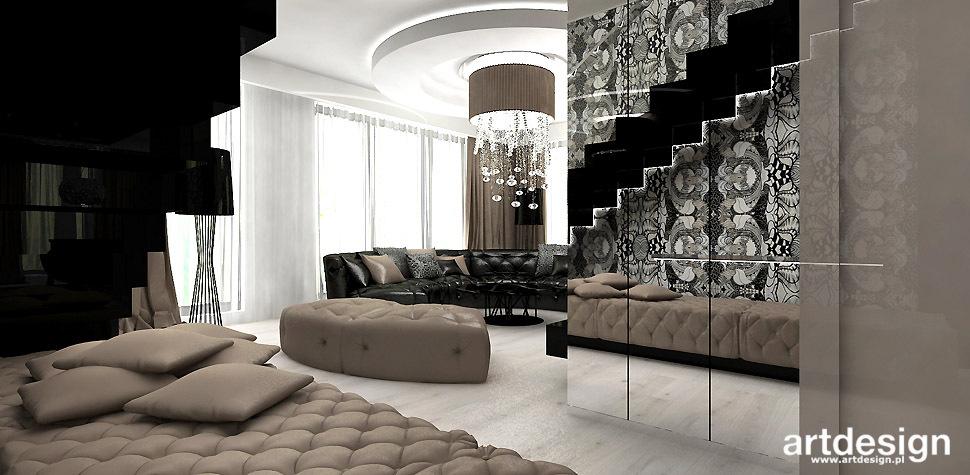 dom wnętrza klasyczne