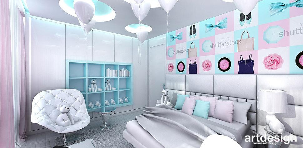 projektowanie pokoje dla dzieci
