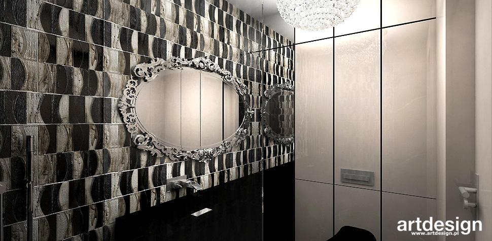 łazienka projektanci wnętrz
