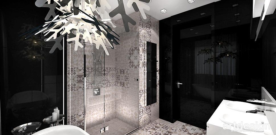 projektanci łazienka nowoczesna