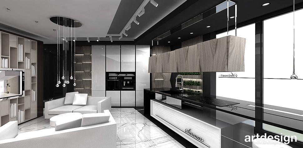 KITCHEN DESIGN IDEAS  SURMAR  Showroom  Projektowanie wnętrz ARTDESIGN -> Nowoczesna Kuchnia Najnowsze Trendy W Projektowaniu