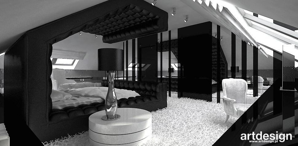oryginalny projekt sypialni meble