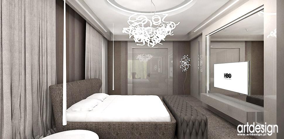 projektowanie wnętrz sypialnie