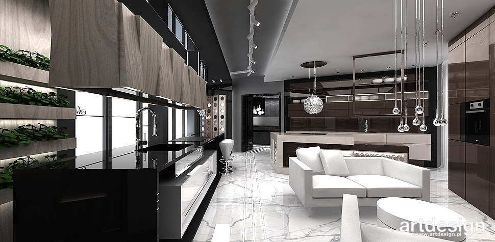 nowoczesny salon sprzedaży sklep