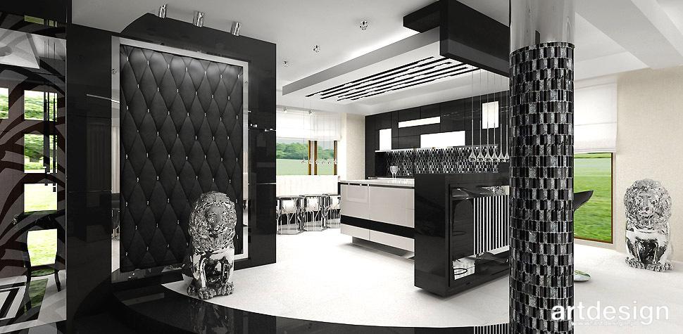 kuchnia rezydencja glamour