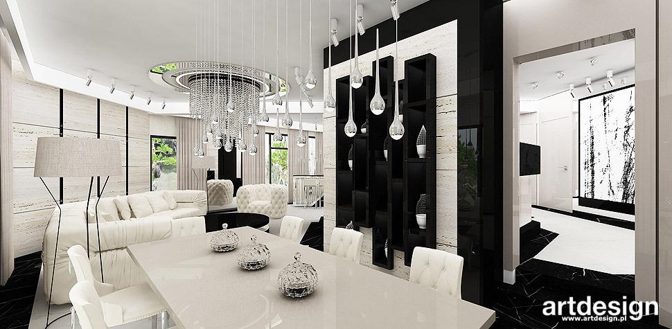 oświetlenie design projekty