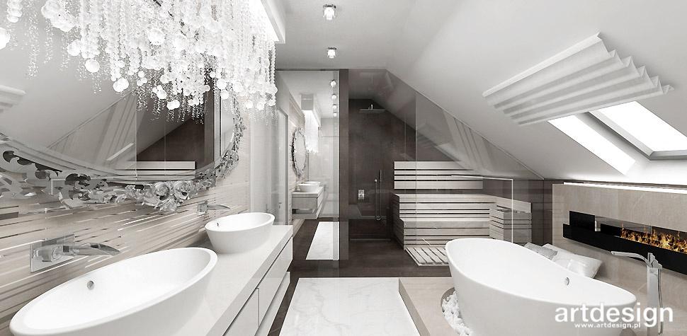 łazienka bezowa aranżacje wnętrz
