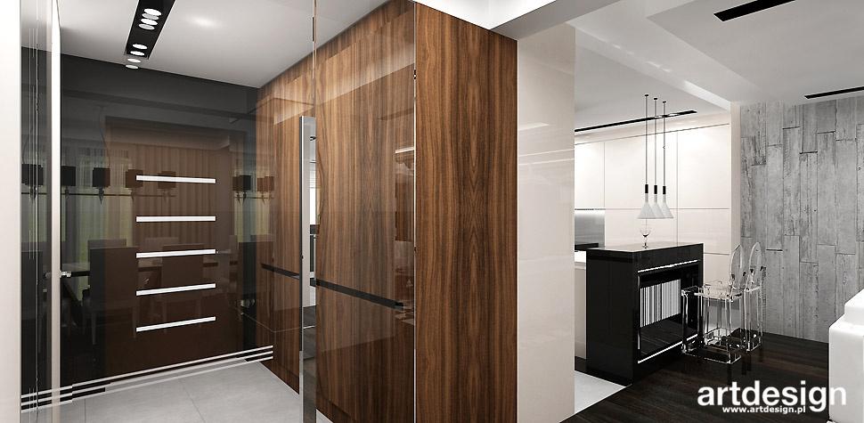 nowoczesne wnętrze doskonale projekty