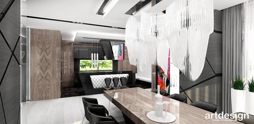 wnętrze design oświetlenie trendy