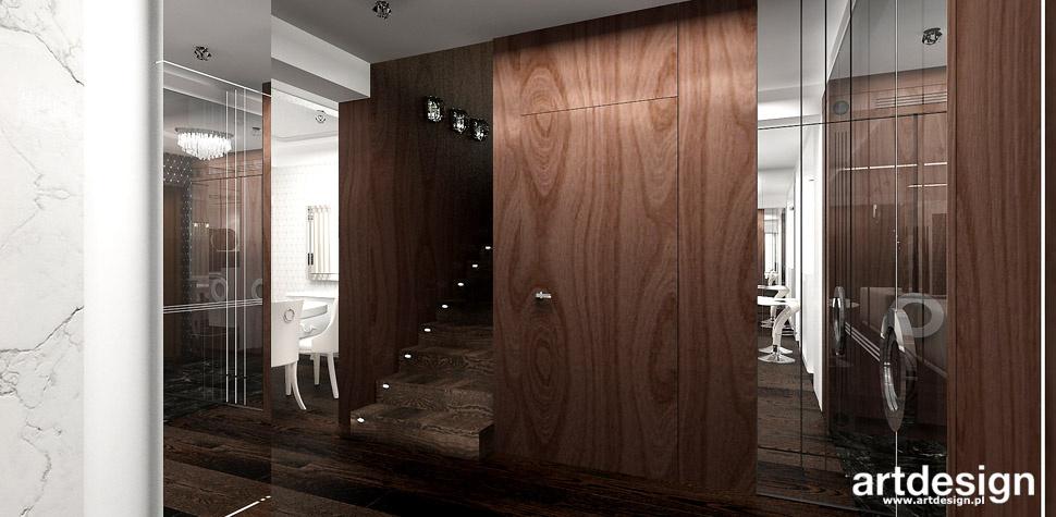 drewno we wnętrzu wizualizacje