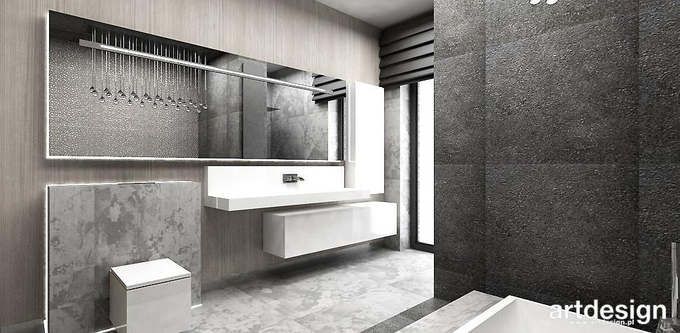 szaro bezowa łazienka