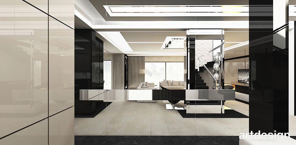 projektowanie domu wnetrza