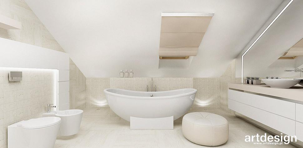 łazienka jasne kolory