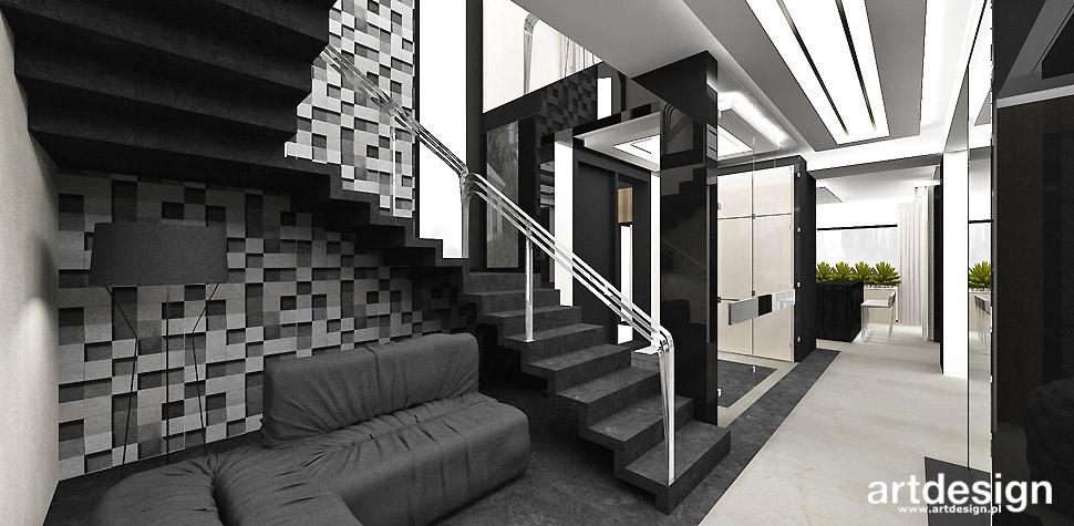 sciana dekoracyjna dom