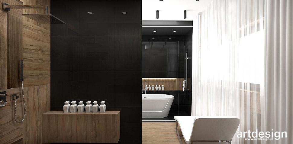 łazienka z prysznicem i wanna