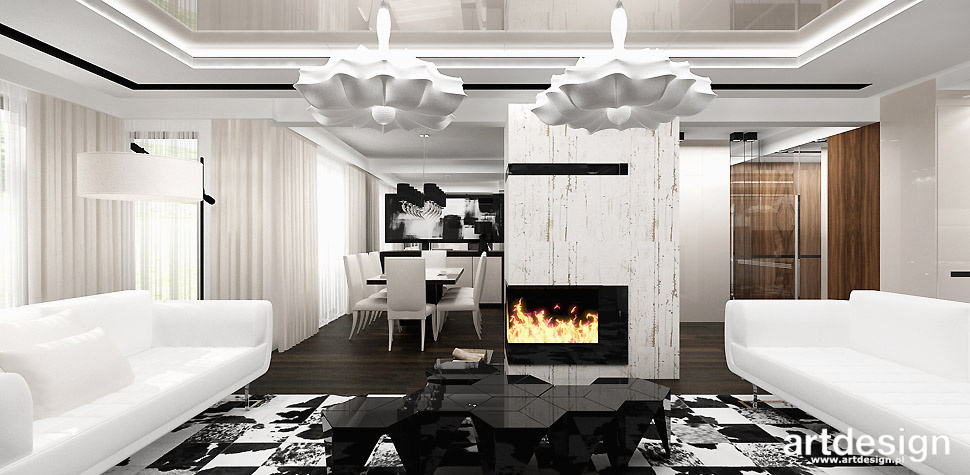 dom wnetrze design