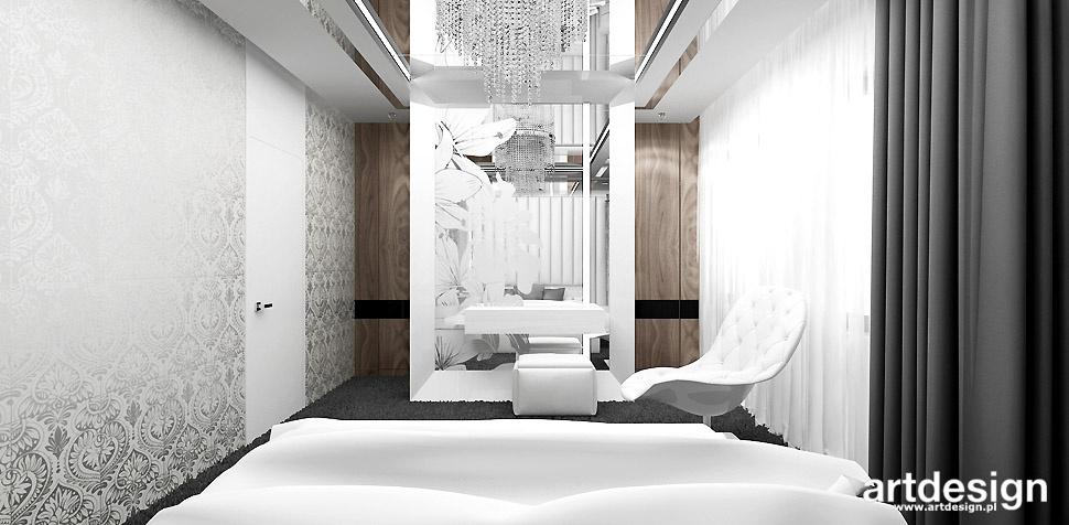 sypialnia z toaletka