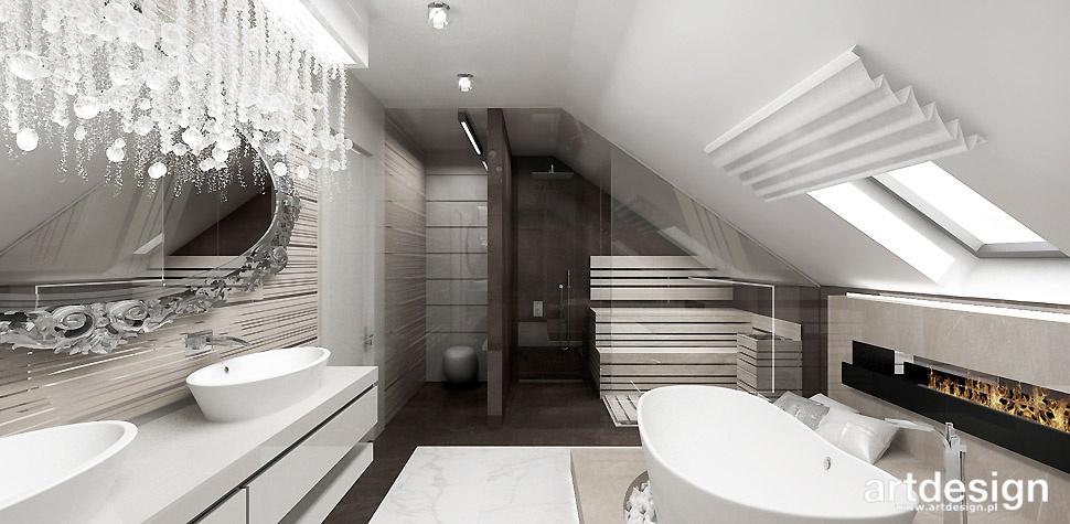 luksusowe wnętrza projekty