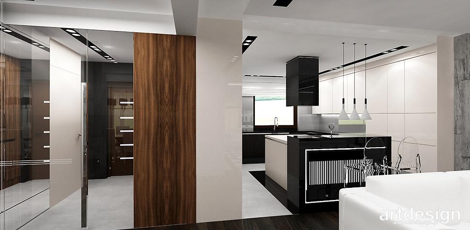 dom styl nowoczesny projekt