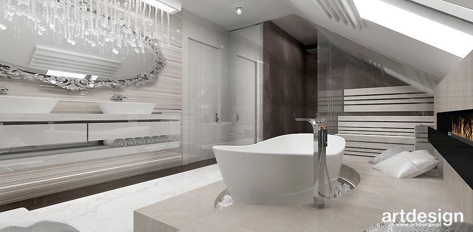 aranżacja łazienki wnętrza