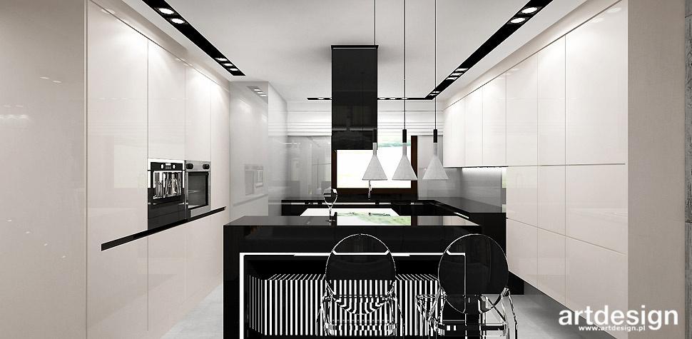 designerskie aranżacje kuchni