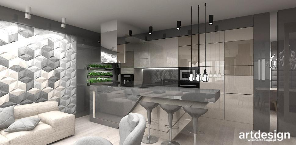 kuchnia wnętrze design projektowanie