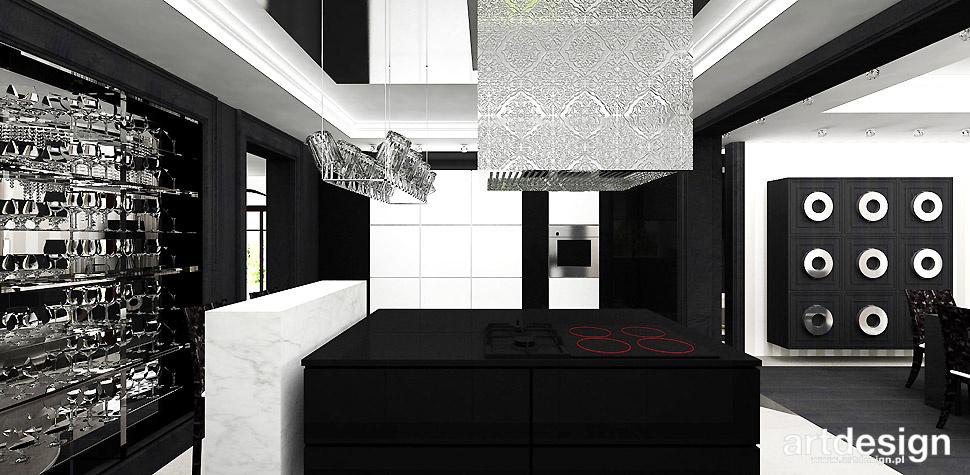 kuchnia projektowanie architekt wnętrz