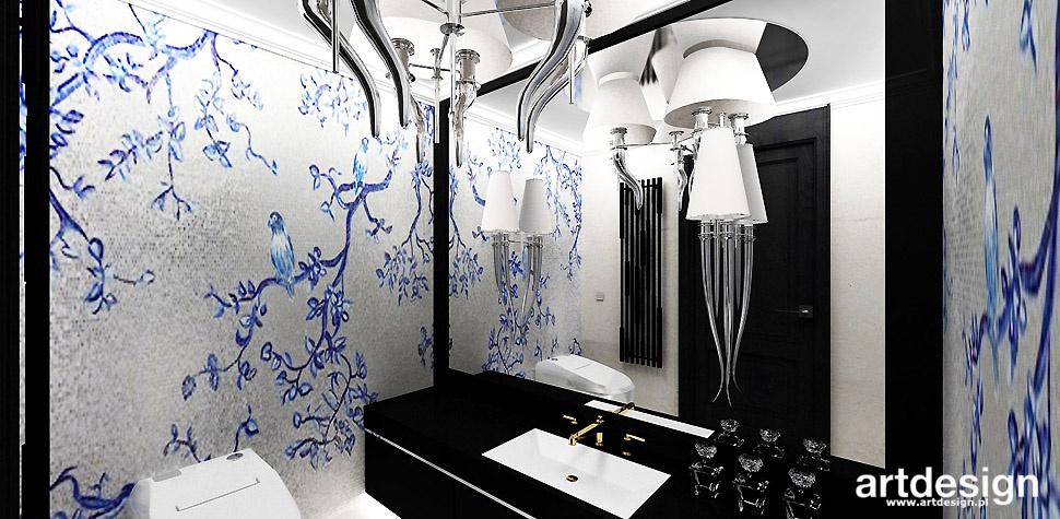niepowtarzalne aranżacje łazienek mozaika
