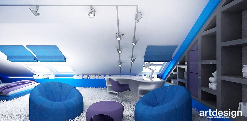 projektowanie wnętrz pokój dla chłopca