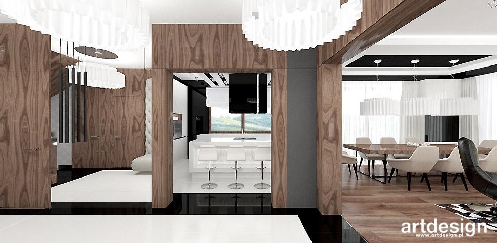 projekt domu wetrze design