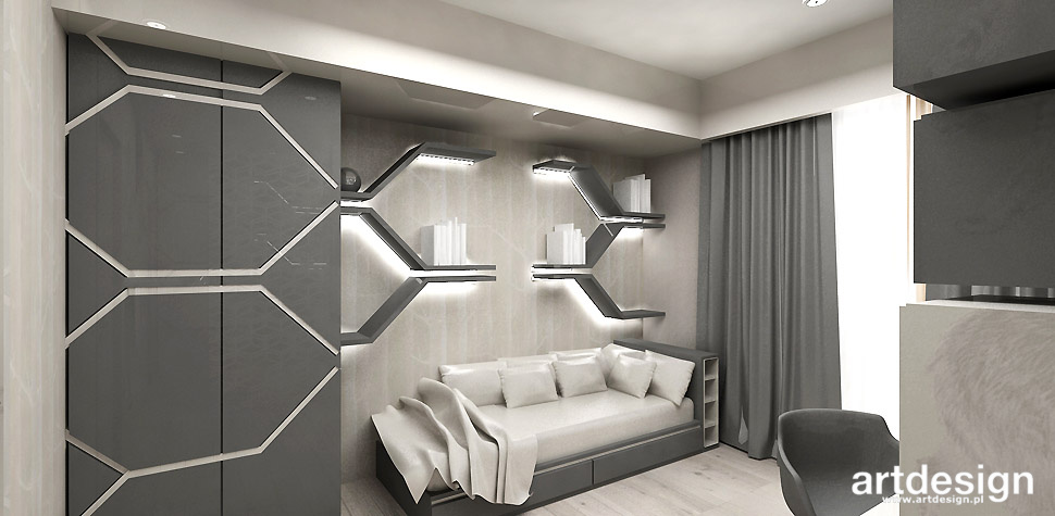 pokój gościnny wnętrza