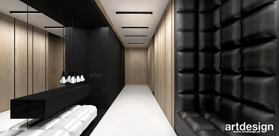 projekt korytarza ponadczasowa aranżacja