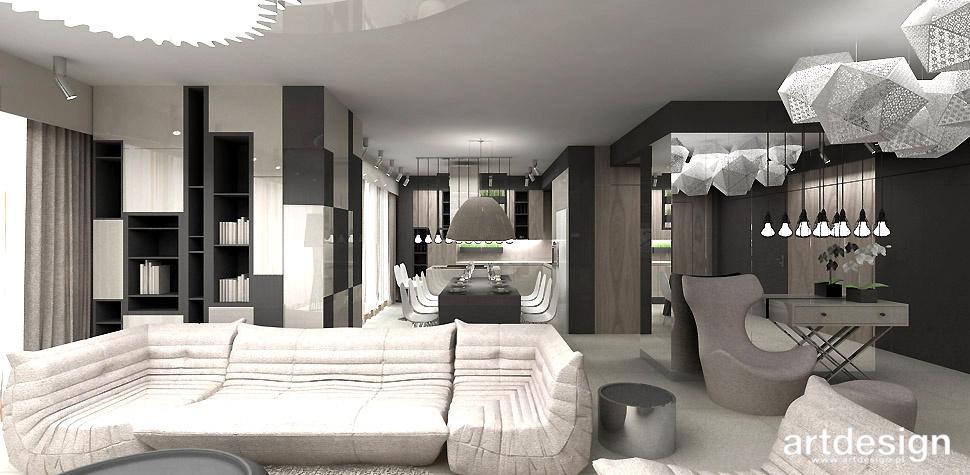 niepowtarzalny projekt mieszkania