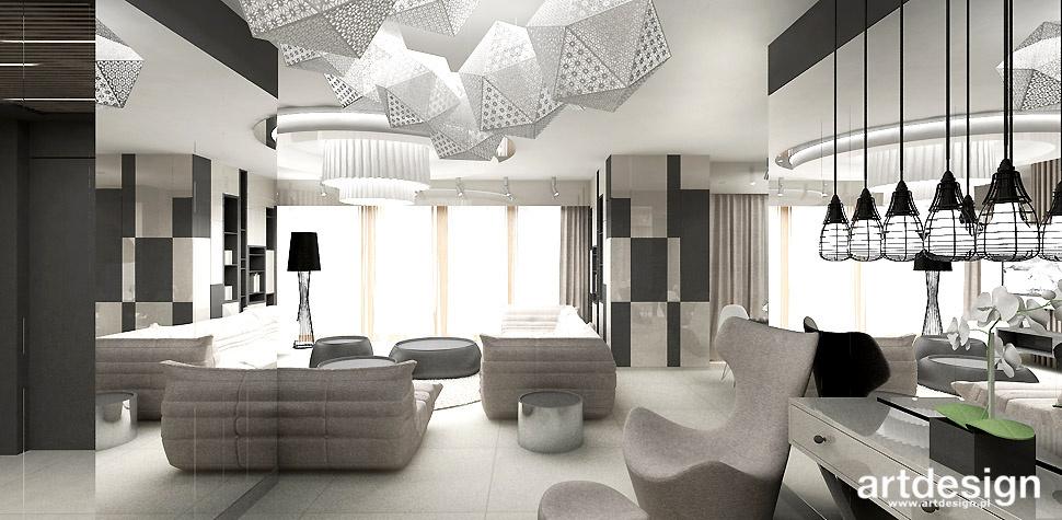salon luksusowy design