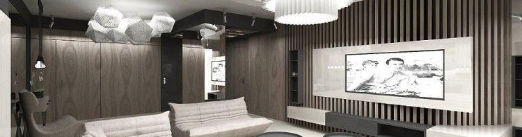 salon wnętrza aranżacja
