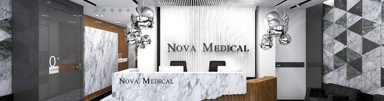 gabinet medyczny projekt wnętrza