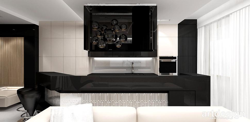 designerskie wnętrza kuchnia