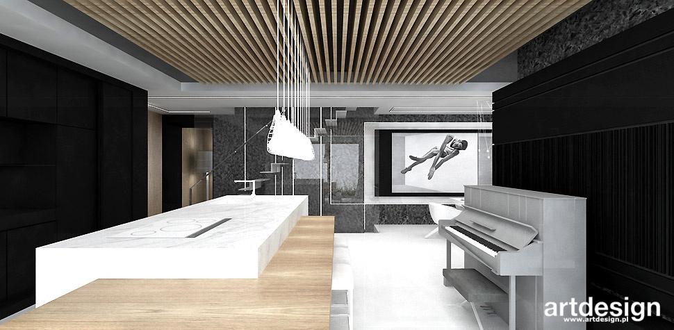 luksusowe wnętrze domu
