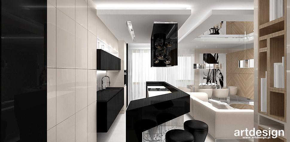 kuchnia w apartamencie najlepsze projekty