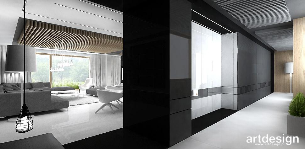 projekt holu eleganckie wnętrza