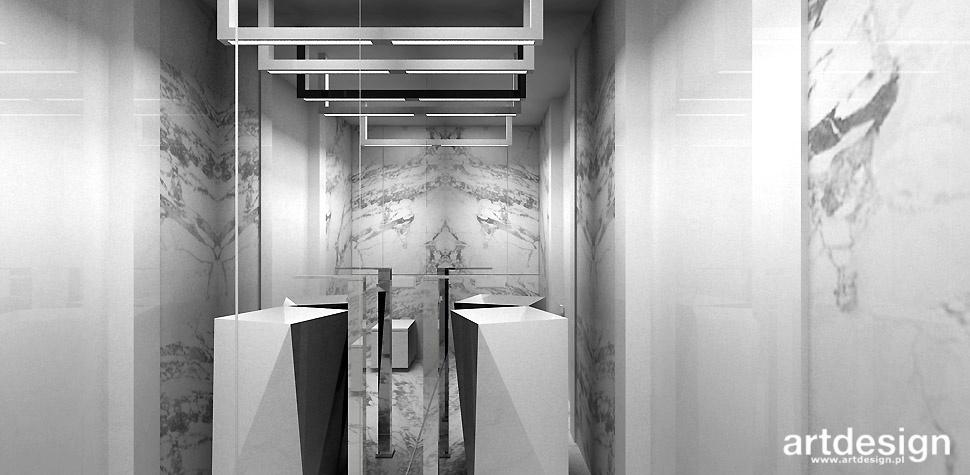 projektowanie łazienek architekt wnętrz