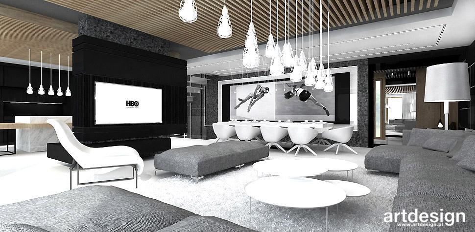 salon wnętrze design