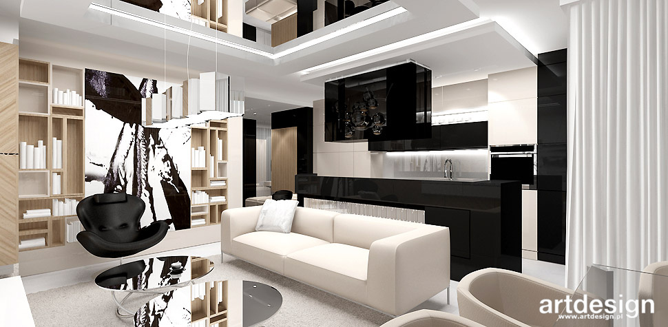 aranżacja wnętrza mieszkanie