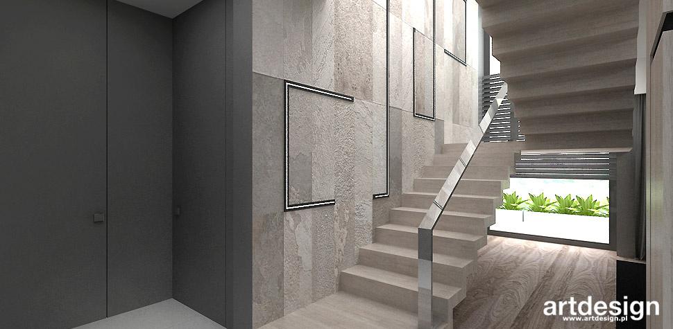 schody dywanowe drewniane projekt