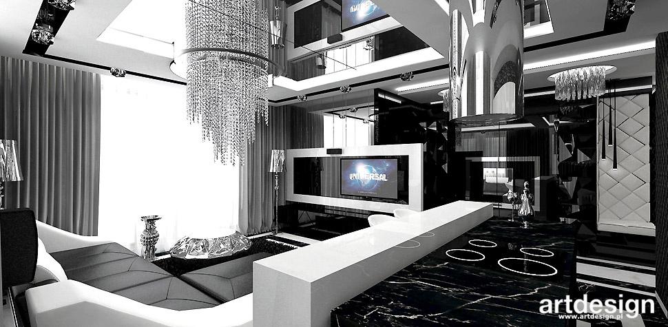 ANTHOLOGY 13  Wnętrze apartamentu  Projektowanie wnętrz   -> Kuchnia Otwarta Projekt